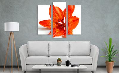 Interior Design (Canvas Printing)