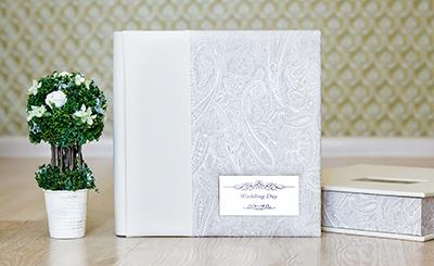 Wedding Album (Metal Plate Printing)