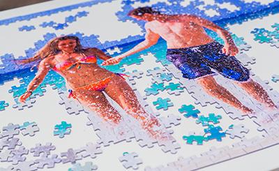 Photo Gift (Jigsaw Puzzle Printing)