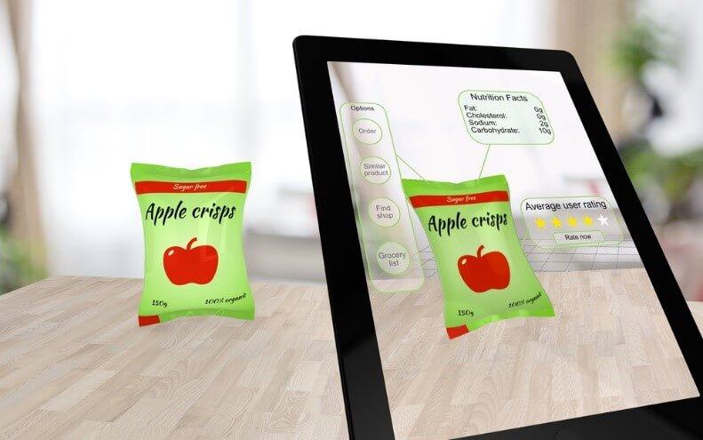 Packaging AR